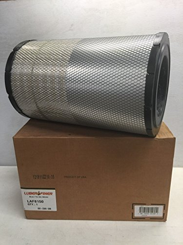"Luber Finer LAF8150 Air Filter 20 9/16"" x 12 5/16"" Caterpillar 1423140"