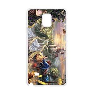 Cool-Benz Disney Beauty and the Beast Phone case for Samsung galaxy note4 Kimberly Kurzendoerfer