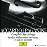 Accardo Plays Paganini-Co