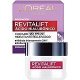 Crema hidratante anti-líneas de expresion Revitalift Ácido Hialurónico Día de L'Oréal Paris, 50 ml