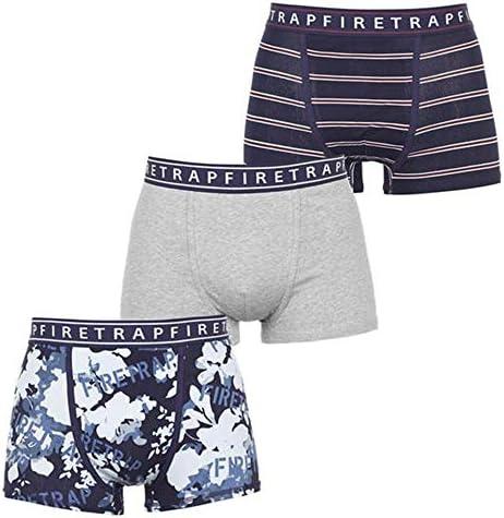 Keanu Mens Button Front Boxer Shorts S M L XL 2XL Cotton Blend Jacquard Waistband 6 Pack
