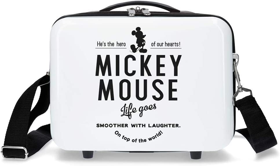 Neceser adaptable a trolley Mickey Style hero
