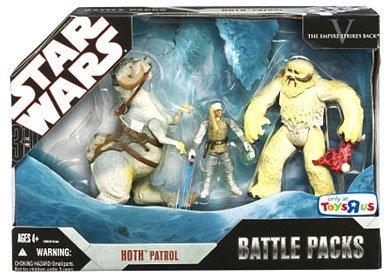 Star Wars Battle Pack Hoth Patrol -