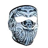 Zanheadgear WNFM074 Neoprene Full Face Mask, Biomechanical