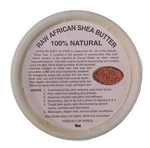 African Butter Cream Selection Coordilife