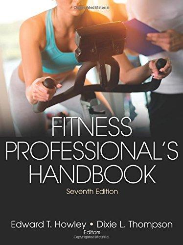 Fitness Professionals Handbook W/Access