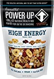 Gourmet Nut Power up 100% All Natural Health Mix High Energy Trail Mix 14oz