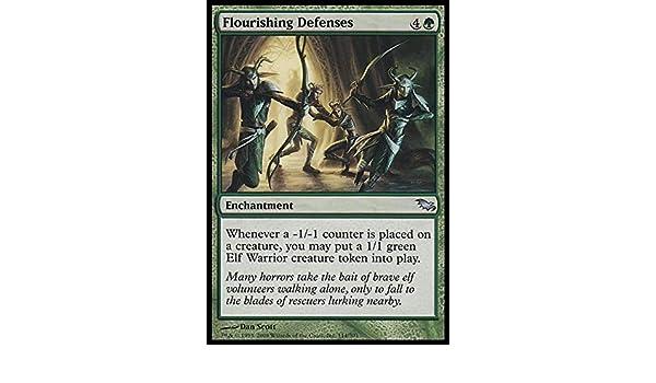 Mtg Flourishing Defenses Foil