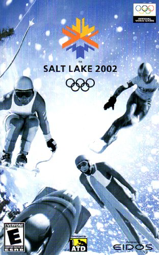 Salt Lake 2002 Winter Olympics PS2 Instruction Booklet (PlayStation 2 Manual Only - NO GAME) [Pamphlet only - NO GAME INCLUDED] Play Station 2
