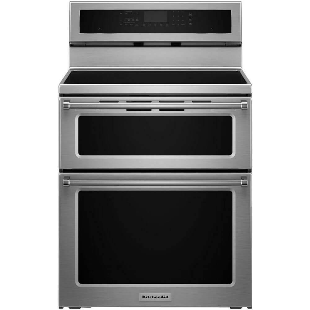 Amazon.com: KitchenAid kfid500ess 6,7 Cu Ft. Pyro ...