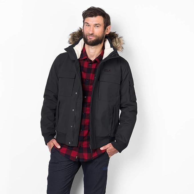 obuwie o rozsądnej cenie szczegółowy wygląd Jack Wolfskin Men's Brockton Pt Jacket