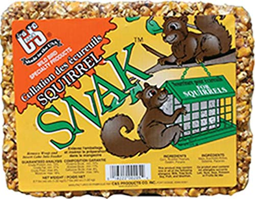 Squirrel Cakes - C&S 06205 Squirrel Snack Cake, 2.7 Pounds