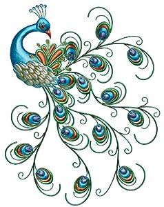 Regal Art u0026 Gift Pretty Peacock Wall Decor
