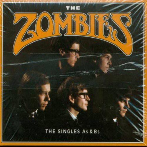 Singles A's & B's by Zombies