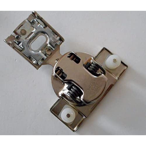 """Miniature Butt Hinges Brass 1//2/"""" Long incl nails 1//2th Scale pkg of 4"""
