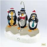 JINGLE BELL BLUES Penguin Band 2011 Hallmark Keepsake Ornament