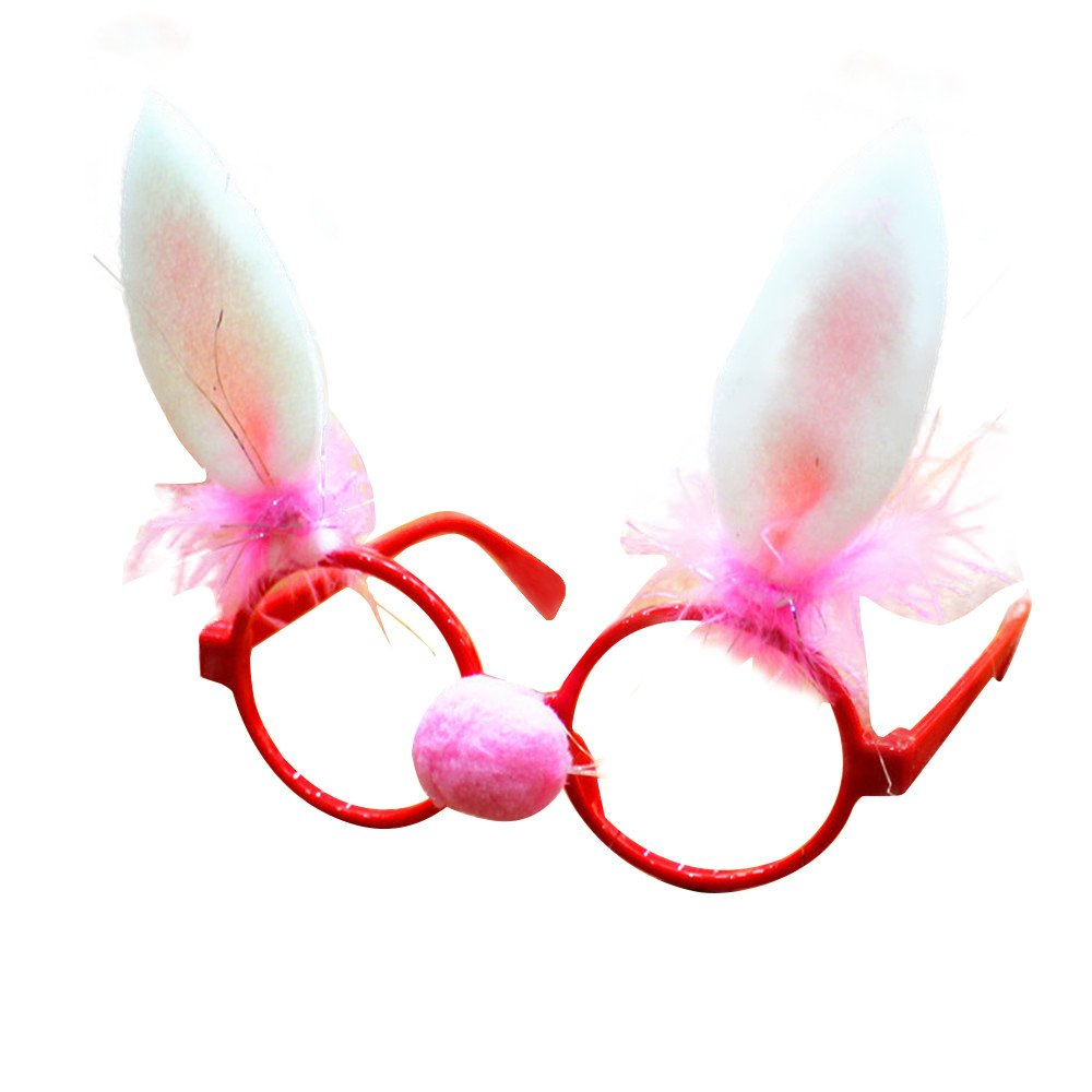 CHIDY Women's For Christmas Party Props Dress Up Beautiful Glasses Take Photo Props Unisex by CHIDY (Image #1)