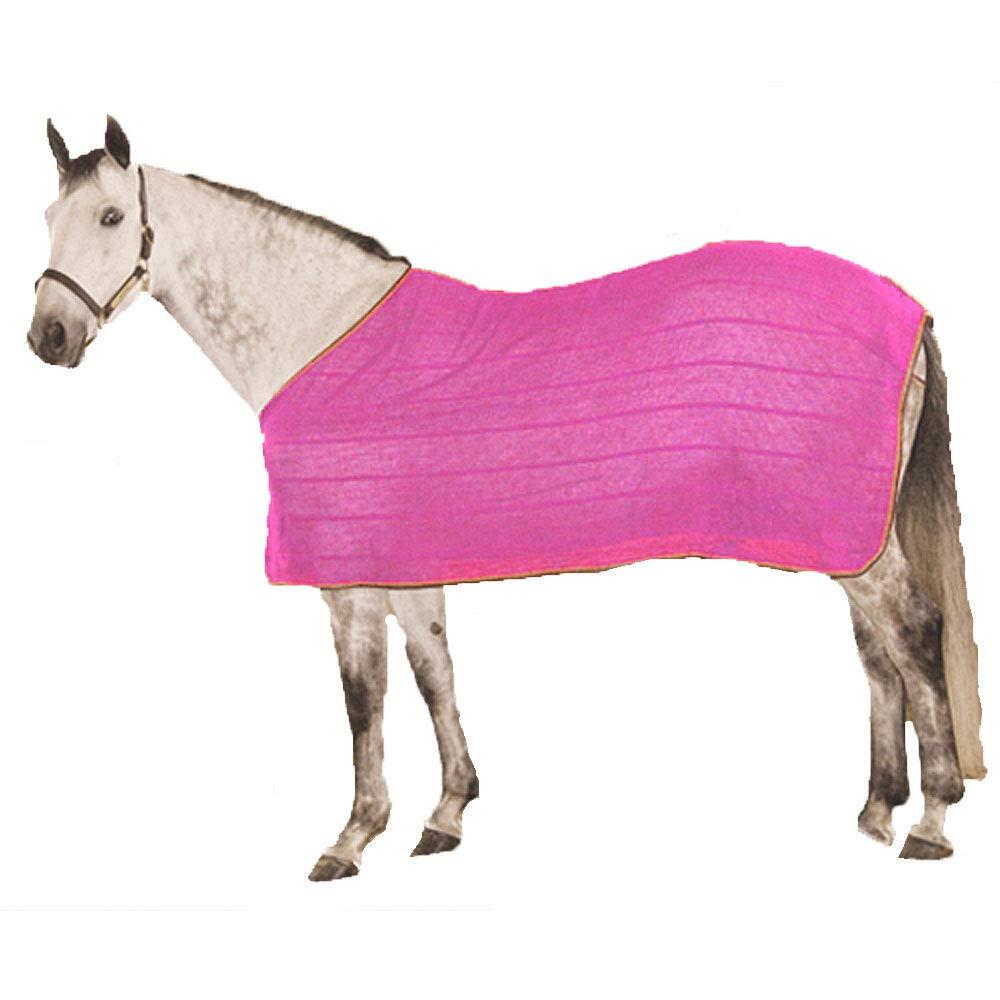 High Spirit Irish Knit Anti Sweat Sheet, Large, Pink