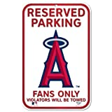 MLB Anaheim Angels Locker Room Sign