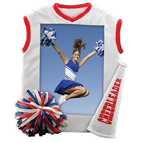 20a3f8e2a 3.5×5 Cheerleader Uniform Picture Frame. Cheerleading Uniforms ...
