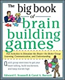 The Big Book of Brain-Building Games: Fun Activities to Stimulate the Brain for Better Learning, Communication and Teamwork (Big Book Series)
