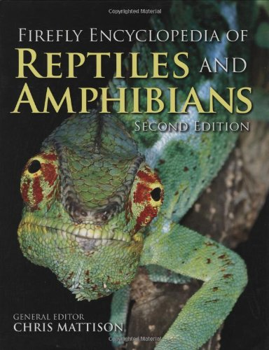 Firefly Encyclopedia of Reptiles and Amphibians ebook