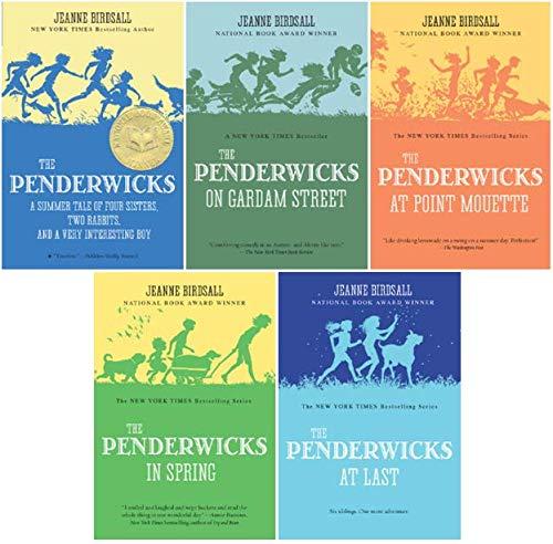 The Penderwicks Series, 5-Book Set: Jeanne Birdsall: Amazon.com: Books