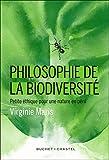"""Afficher """"Philosophie de la biodiversité"""""""