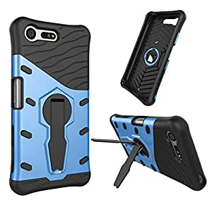 sony xperia x compact case heavy duty armor. Black Bedroom Furniture Sets. Home Design Ideas
