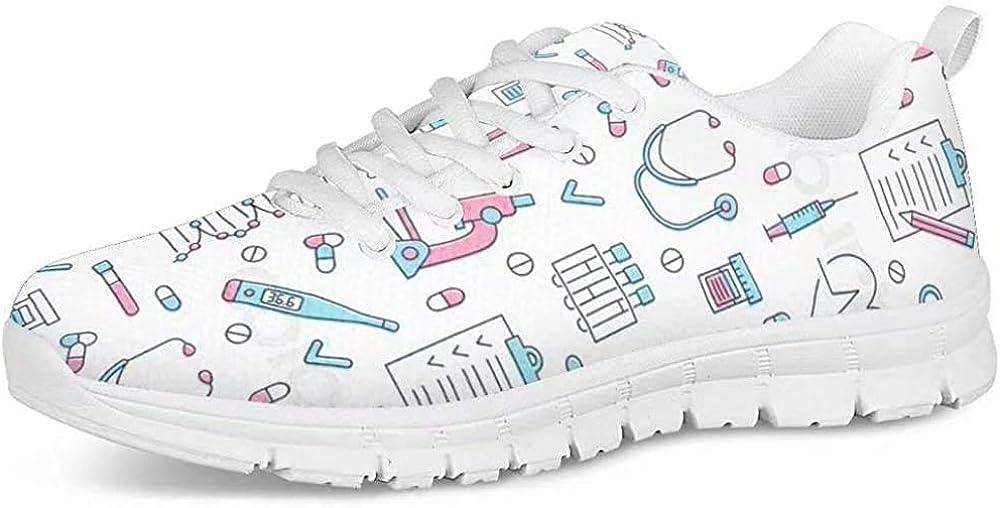 POLERO - Zapatillas de deporte para hombre y mujer, transpirables, con cordones y diseño de dibujos animados, 35-48 EU, color, talla 48 EU: Amazon.es: Zapatos y complementos