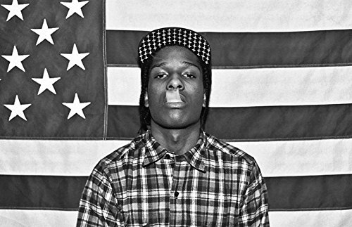 ASAP Rocky Music Poster 24in product image