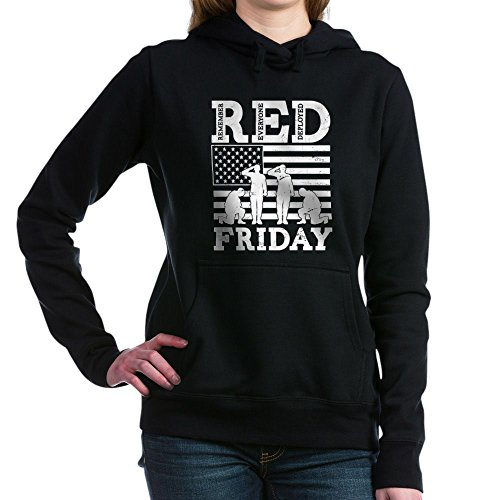 CafePress - RED Friday Soldiers - Pullover Hoodie, Classic & Comfortable Hooded Sweatshirt