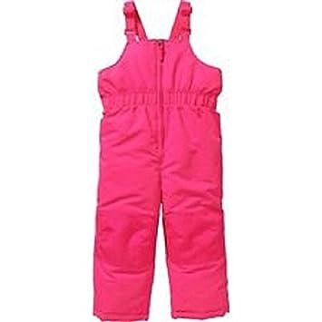 12a447830 Amazon.com  Healthtex Toddler Girls  Ski Snowboard Bib