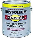 Rust-Oleum Professional 400 Voc Safety Yellow 1 Gl 400 G Low Voc