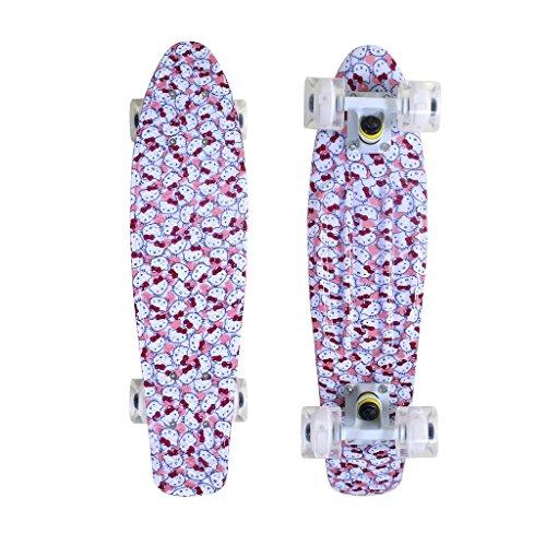 MAYHEM Boards & Scooters Penny Style Board Hello Kitty Pl...