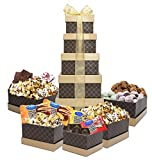 Chocolate Decadence Gourmet Gift Tower