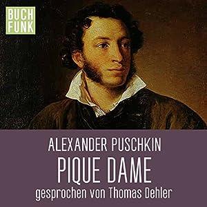 Pique Dame und andere Erzählungen Hörbuch