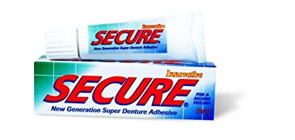 Secure denture adhesive strips reviews