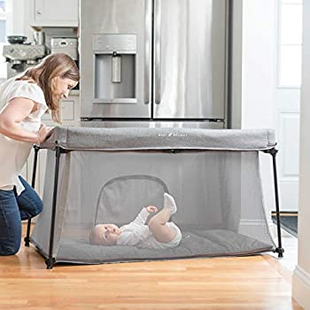 Image of Baby Baby Delight Go With Me Nod Deluxe Portable Crib