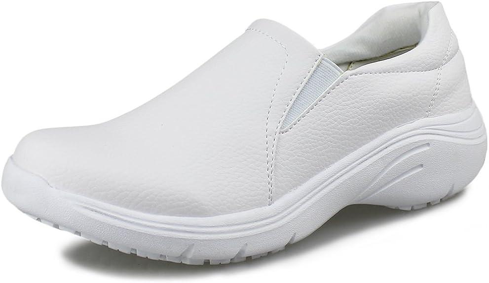 5. Hawkwell Women's Lightweight Comfort Slip Resistant Nursing Shoe