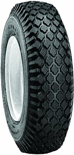 Tread 2 Ply Tubeless Tire - Oregon 58-024 480/400-8 Stud Tread Tubeless Tire 2-Ply