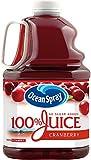 Ocean Spray 100% Juice, Cranberry, 3 Liter Bottle