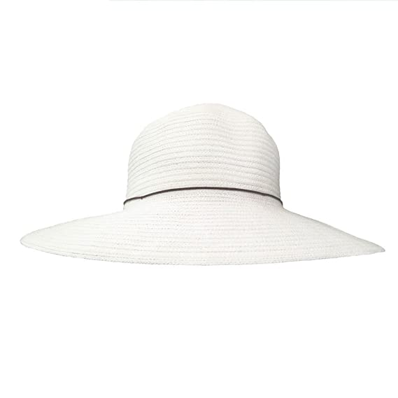 256e407c1a8d4 Capetonian Sun Hat - Ivory white  Amazon.co.uk  Clothing