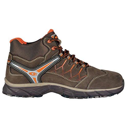 Cofra New Bronx S3 SRC Paire de Chaussures de sécurité Taille 38 Marron