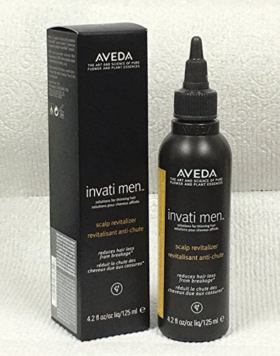 AVEDA INVATI MEN SCALP REVITALIZER ,4.2 fl.oz.