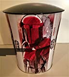 #1: Star Wars: The Last Jedi Movie Theater Exclusive 130 oz Metal Popcorn Tin #2