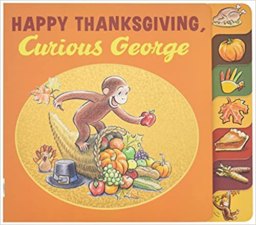 Happy Thanksgiving, Curious Ge...