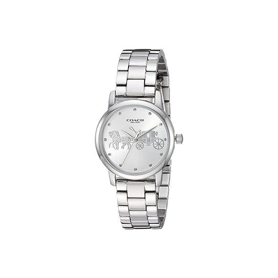 レディース 腕時計 COACH 14502975 シルバー コーチ