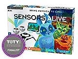Thames & Kosmos Sensors Alive: Bring Physics to...