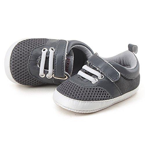 Pictures of OOSAKU Baby Breathable Mesh Shoes Hook & Loop 4